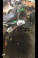 kfx450r 2008 a vendre injection