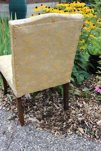 Small Slipper Chair Kitchener / Waterloo Kitchener Area image 2