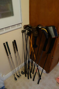 Taylormade and more Clearing out all kinds of woods and drivers.