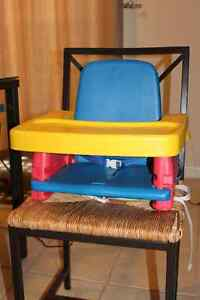 Booster chair Cambridge Kitchener Area image 1