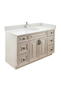 "*60"" SOLID MAPLE HARDWOOD BATHROOM VANITIY SALE  for $1450*"