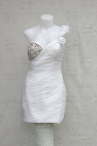 WHITE FORMAL DRESS LIQUIDATION SALE