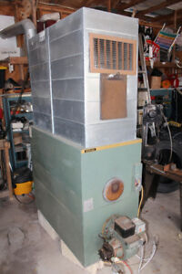 Grimsby Oil Furnace with Stainless Tank - good for garage