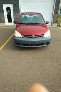 2005 Toyota Echo 4 Dr, Automatic, Runs Well