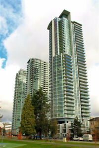 Brand New Metrotown 2Bed+2Bath Highrise Unit for rent!