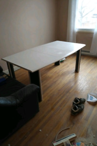 Table with extension.  $40.00 OBO Pick up Only