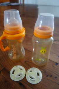 Bottles, nipples, soothers Cambridge Kitchener Area image 1