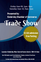 Kindersley Trade Show