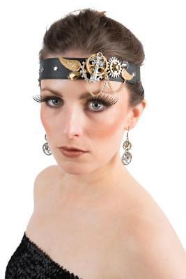 k Piraten Stirnband Kostüm Kleid Hut Brille Anzug Handschuhe (Hut-brille)