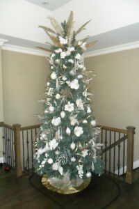 9 Foot Artificial Christmas Tree