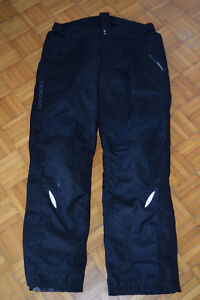 Pantalon moto très chaud / Super warm motorcycle pants