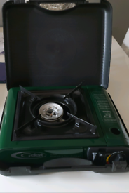 NEW GELERT PORTABLE GAS STOVE (COLLECTION ONLY)