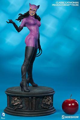 Sideshow DC Comics Classic Catwoman Premium Format Figure Statue LE 117/1500