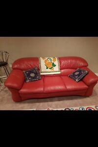 sofa and love seat- very good condition and very comfy