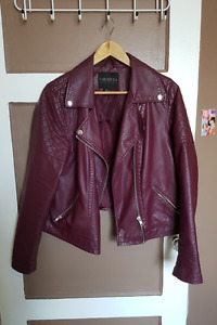 Forever 21 motorcycle jacket, excellent condition.