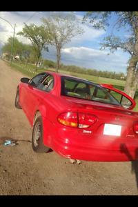 2004 Oldsmobile Alero Sedan