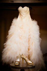 Champagne Wedding Dress London Ontario image 4