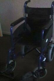 Brilliant condition Wheelchair