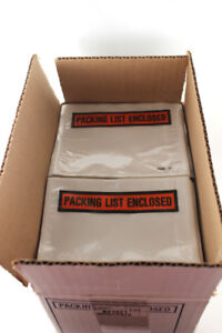 Packing List Envelopes 1000CT ADM-51 - 4-1/2 X 5-1/2 Inches