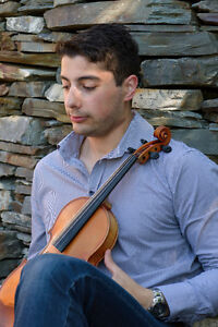 Violinist for lessons, weddings, parties and private functions St. John's Newfoundland image 3