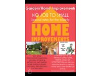 Home improvment service and gardening