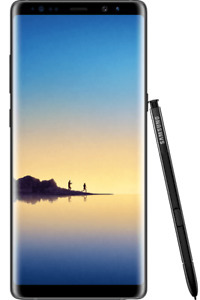 Mint Condition Samsung Galaxy Note 8! Black