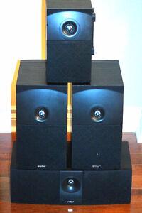 Energy speaker Set of 4