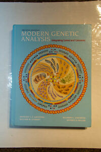 Modern genetic analysis - Griffith et al, 2nd Ed.