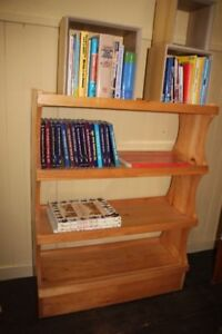 Pine Shelf Solid Wood