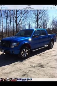 2011 F-150 FX-4 New tires and brakes