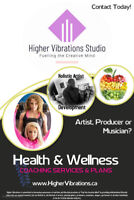 Health, Wellness & Fitness for Artists and Musicians!