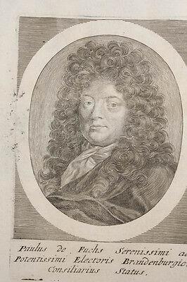 Brandenburg - Paulus de Fuchs - Porträt