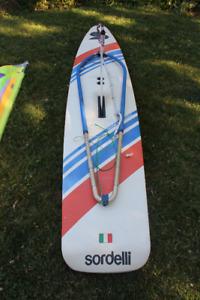 Sordelli Windsurfer with Complete Rig