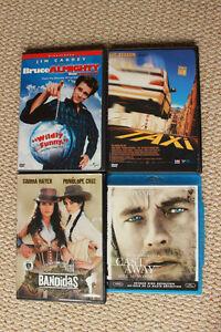 Film - Comédie et drame, 5$ chacun