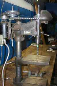 Vintage Canadian Blower Forge No 15 Drill