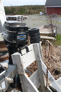 Varity of outboards