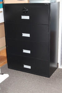 Filing Cabinet - High Security with Combination Lock
