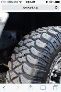 Looking for 37x12.5r17 MTZ tires
