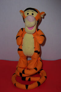 Bouncy Tiger from Winnie the Pooh Clean Works