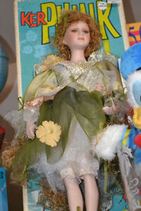 FAIRY DOLL - Cathay Collection LOW #81 of 5000 bisque porcelain Windsor Region Ontario image 6