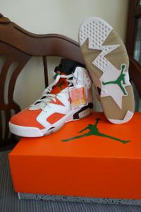 "Air Jordan 6 Retro ""Gatorade"" - Size 10"
