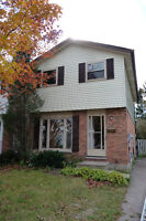 Fantastic 4 bdrm student house; Incl. Utilities. Steps to Bus;