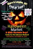 Langdon Halloween Market