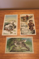 Old Arbuckle Bros. Coffee Company Advertising Cards