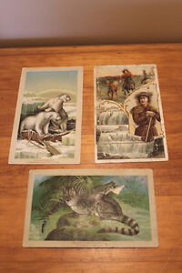 Old Arbuckle Bros. Coffee Company Advertising Cards London Ontario image 1