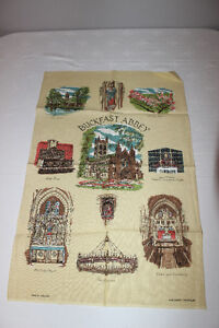 Collectable - Brand New/Never Used - Tea Towel - Buckfast Abbey