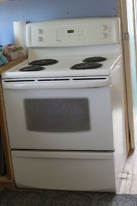 Stove - Excellent condition