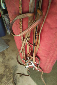 Good quality English bridle