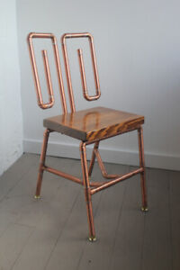 Copper Chairs
