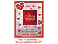 Madame Tussauds Valentine Event